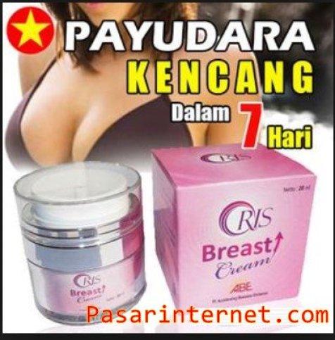 Oris breast herbal pengencang payudara alami dan aman