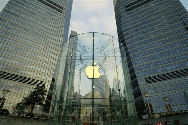 Apple invests $1B in Didi Chuxing, China's largest ride-hailing app