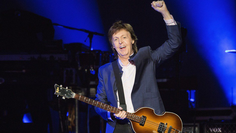 Paul McCartney is stepping into virtual reality for his new album: