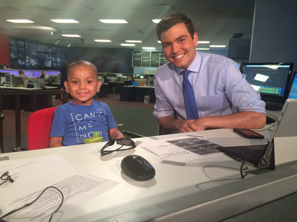 Meet little Adonis. He's survived multiple organ transplant operations.   #LIVE ON FB: