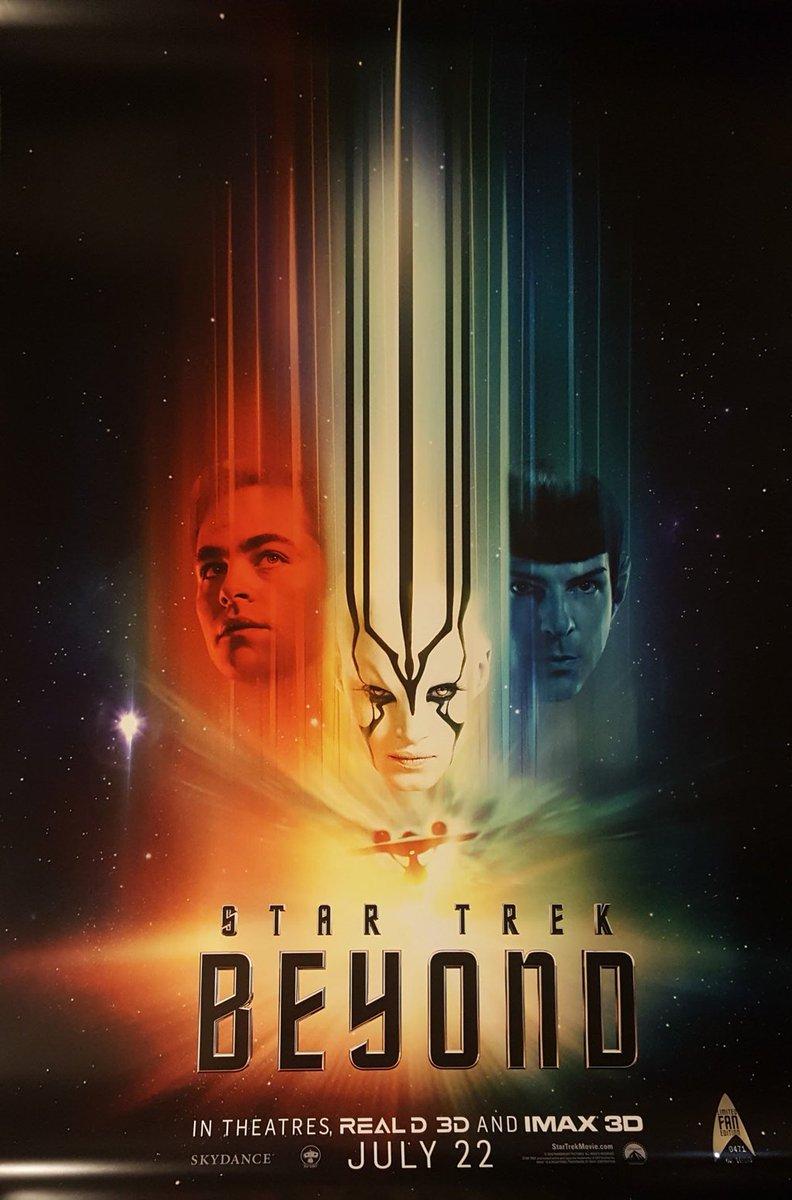 Star Trek Beyond Character Posters Revealed 11
