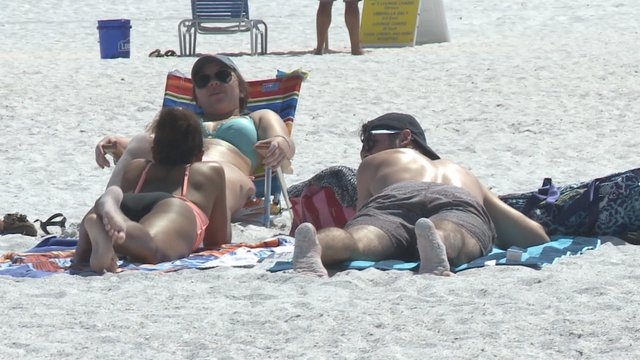 St. Pete ranks high for skin cancer