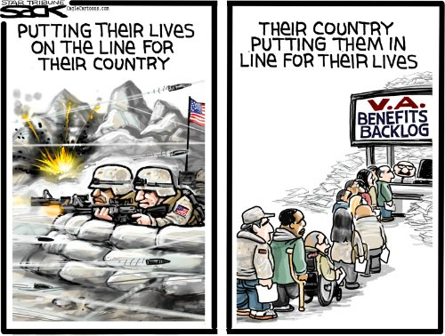 #VA mistakenly declared 4,201 dead in past 5 years.. Ooops, I wander if bonuses were offered
