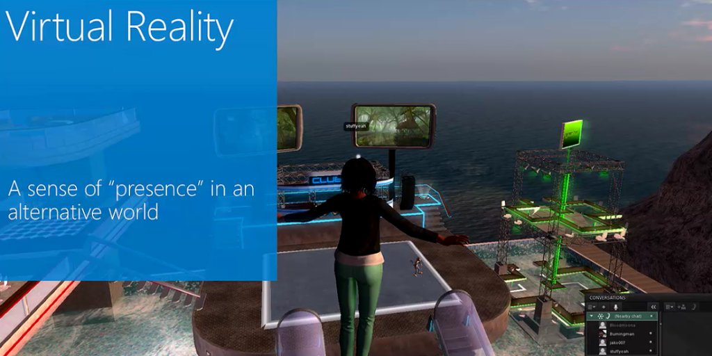 Learn how to create virtual and augmented reality apps on the Windows platform!  #MSMVA #VR