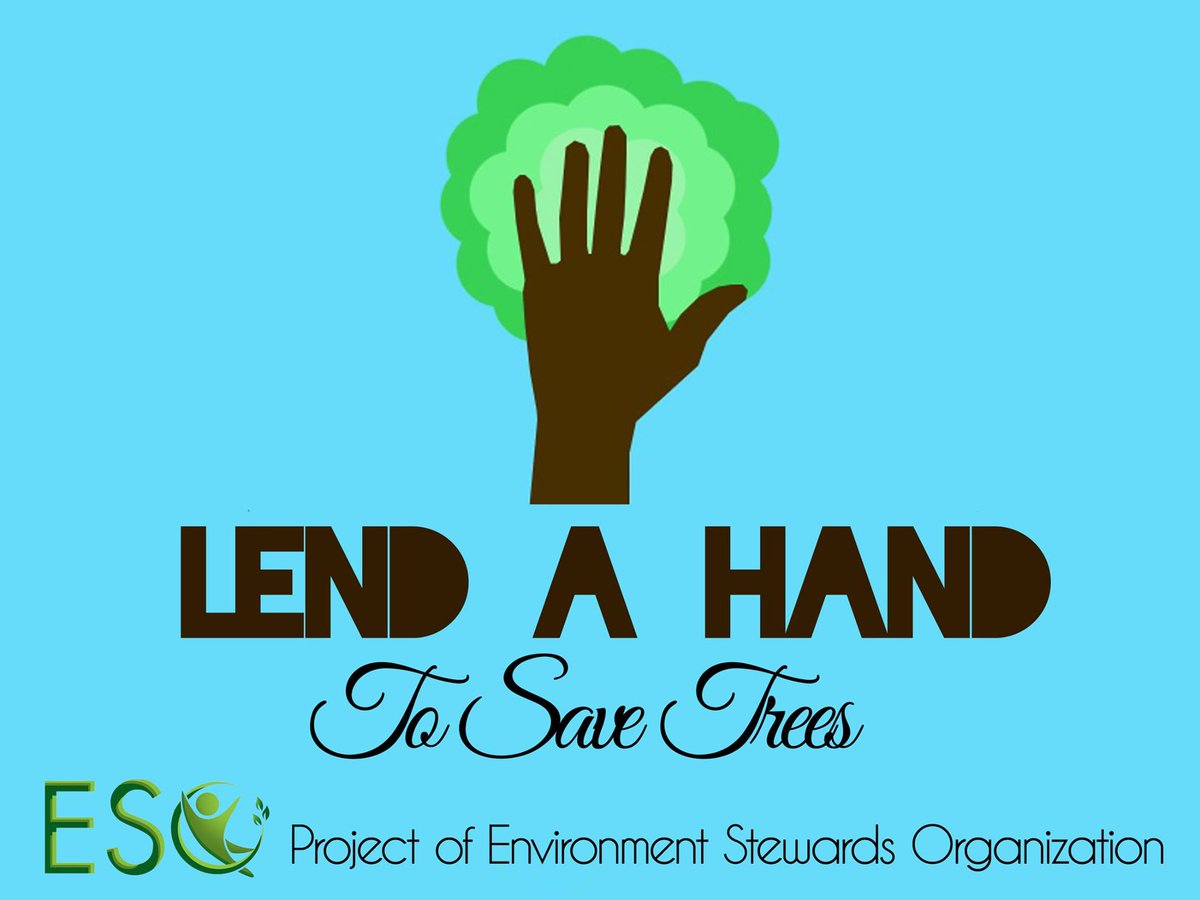 Eso Envirostewardorg On Twitter Lend A Hand To Save