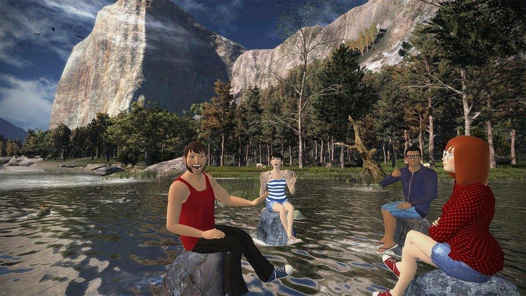Combine Your Photographic Memories with #VR Socialising in vTime | VRFocus