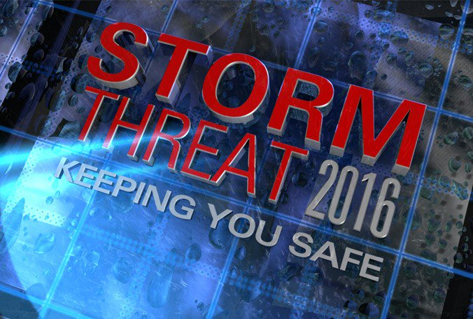 Coming up at 7 p.m.: 'Storm Threat 2016: Keeping You Safe' starts severe weather season: