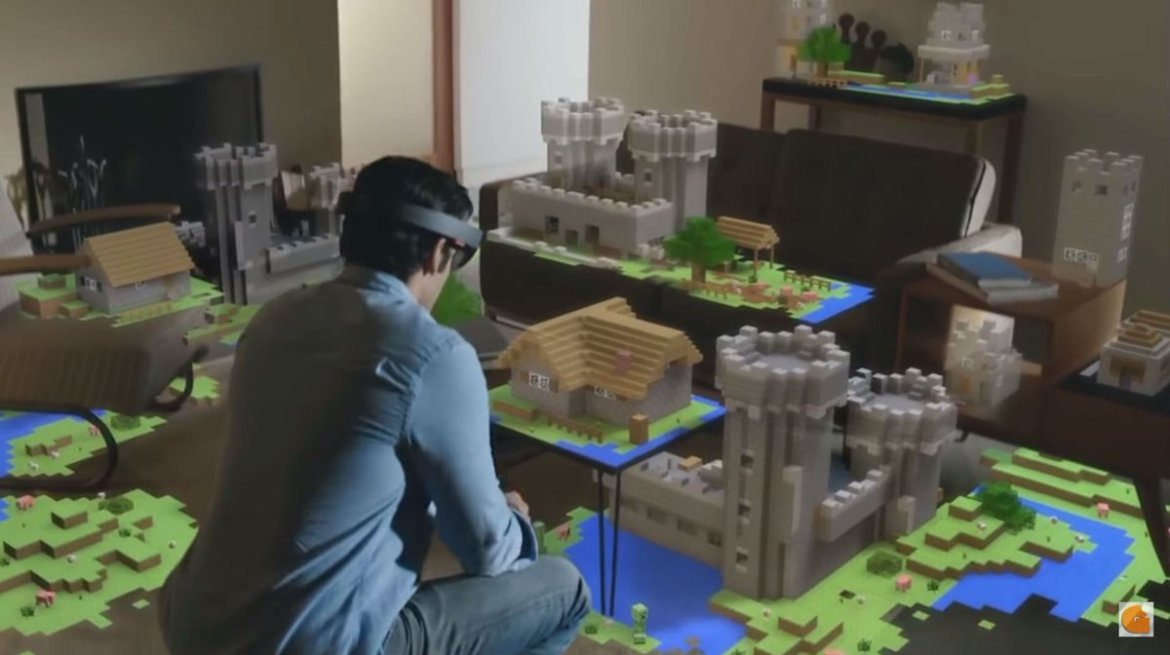VIDEO: A look into mixed reality, virtual reality, and augmented reality