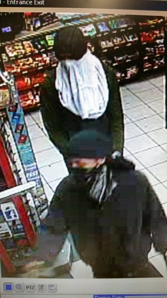 @SheriffCitrus seek pair of baseball bat wielding armed robbery suspects.