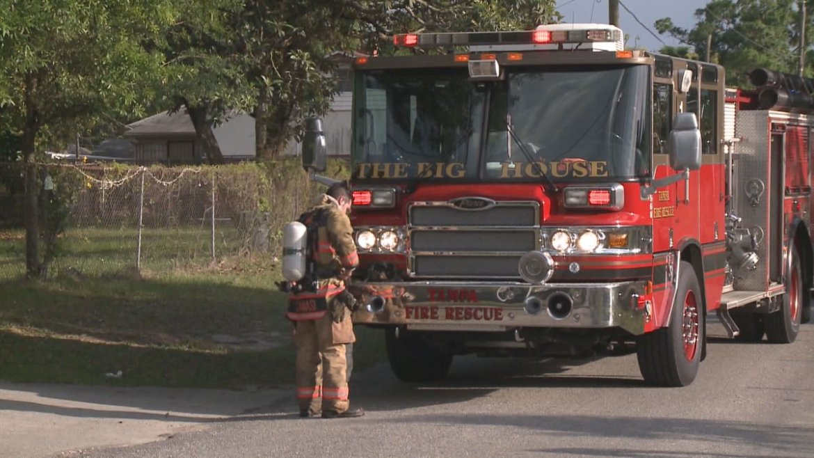 Parked cars slowing down fire trucks   @Avery_Coffman explains: