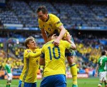 Video: Cộng hòa Ailen vs Thụy Điển