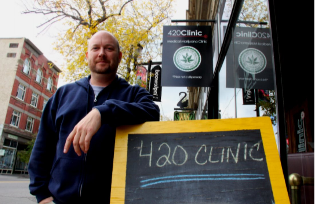 Calgary Begins Regulation of Medical Marijuana Counselling Businesses #calgary #Canada #MMJ