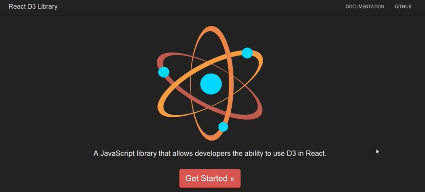 A #JavaScript library that allows developers the ability to use D3 in #ReactJS.