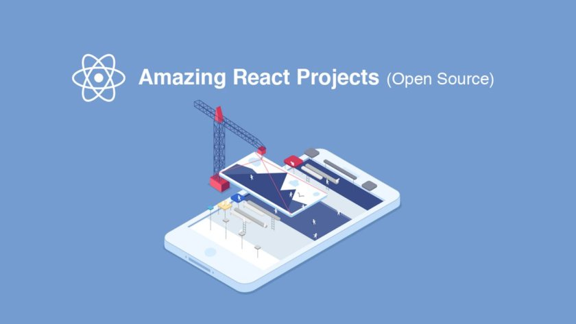 Collection of amazing open source React & #Reactjs native projects