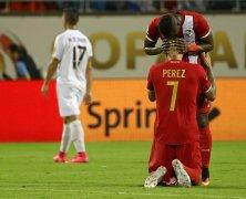 Video: Panama vs Bolivia