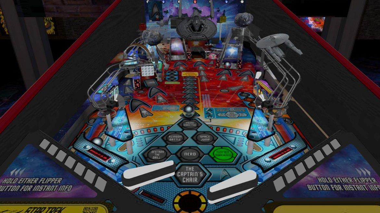 Enjoy classic & modern digitally recreated pinball tables on #GearVR from @sternpinballinc!