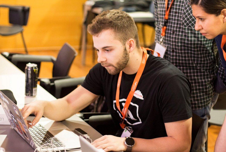 This is AngularCamp  #AngularJS