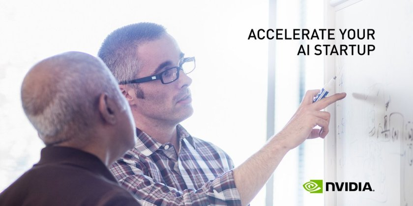 AI #startups, leverage 6 benefits to accelerate now in our Inception program:  #DeepLearning