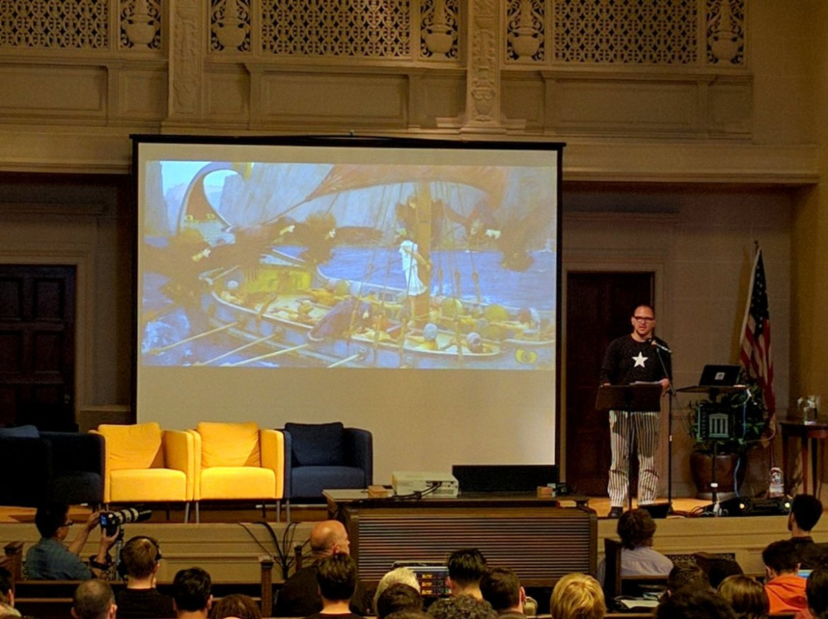 How will we keep the Decentralized Web decentralized: my talk from #DWebSummit