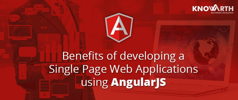 Why @angularjs is a sensible choice to develop a Single Page #WebApplication?  #opensource