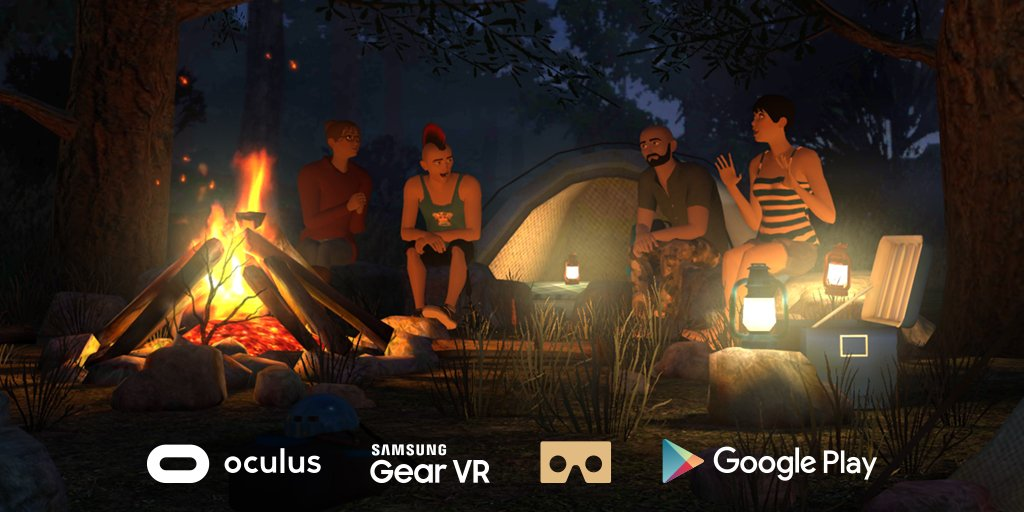 vTime now supports #OculusRift! Head to @Oculus Home now to download for CV1 and DK2!   #VR