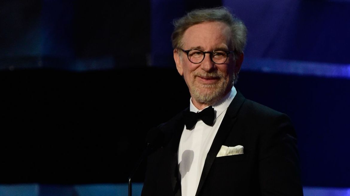 Steven Spielberg is working on a
