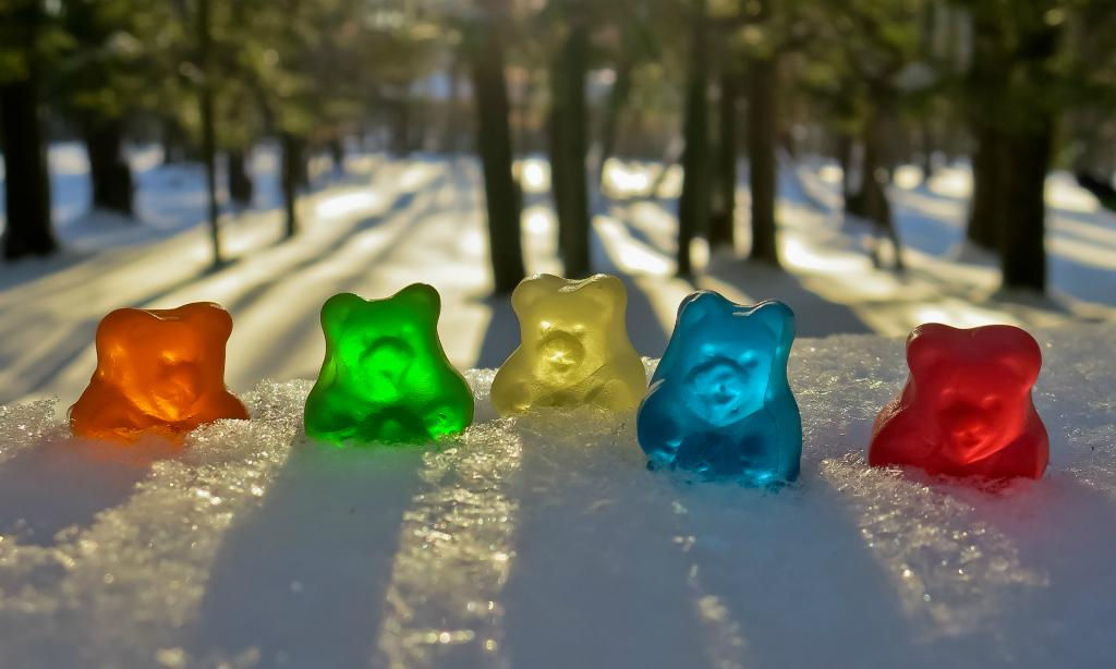 #Colorado will outlaw #cannabis-infused gummy bears, other #edibles starting #July 1st.