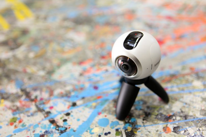 Samsung Gear 360 Now On Sale In UK For £349.00 #VR
