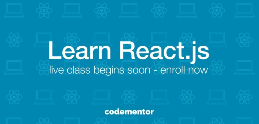 Learn one of the hottest #JavaScript technologies in just 4 weeks!  #reactjs #webdev @fertrig