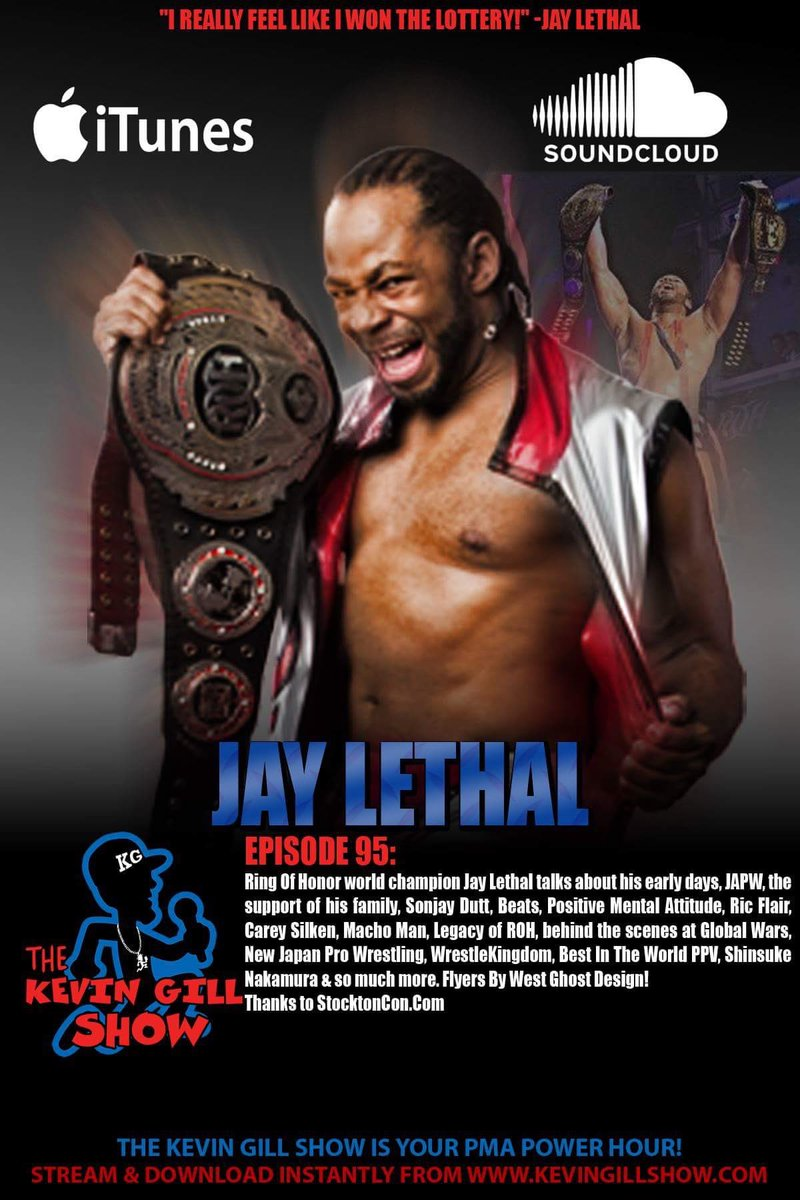 jay lethal kevin gill show