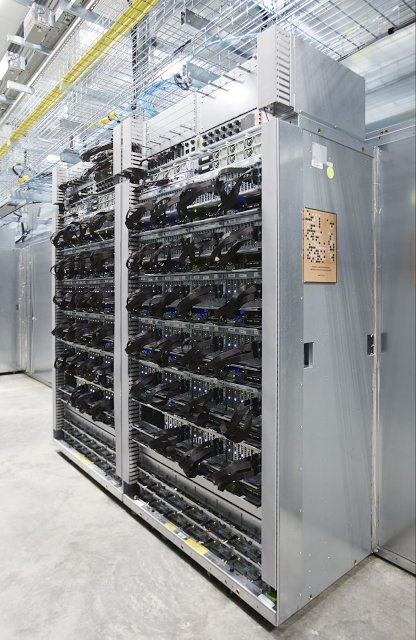 Google supercharges#AI #DataScience #MachineLearning tasks with TPU custom chip