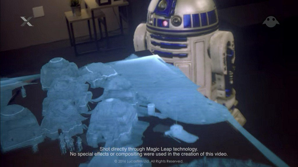 'Star Wars' Augmented Reality Is Coming