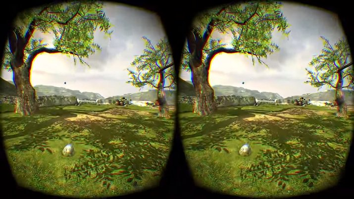 Dynamic FOV Restrictors software could fix & beat the #VirtualReality Motion Sickness