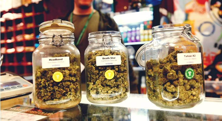 Colorado sells $7.3 million worth of #weed in just one day:   #Cannabis #Marijuana