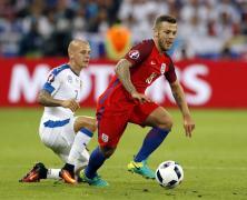 Video: Slovakia vs Anh