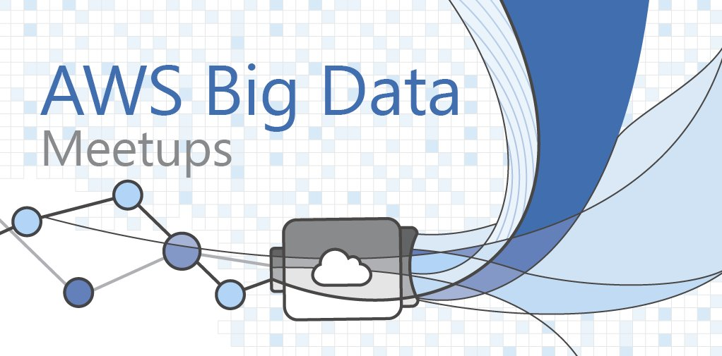 Join us for our next Palo Alto AWS #BigData Meetup! Details here: