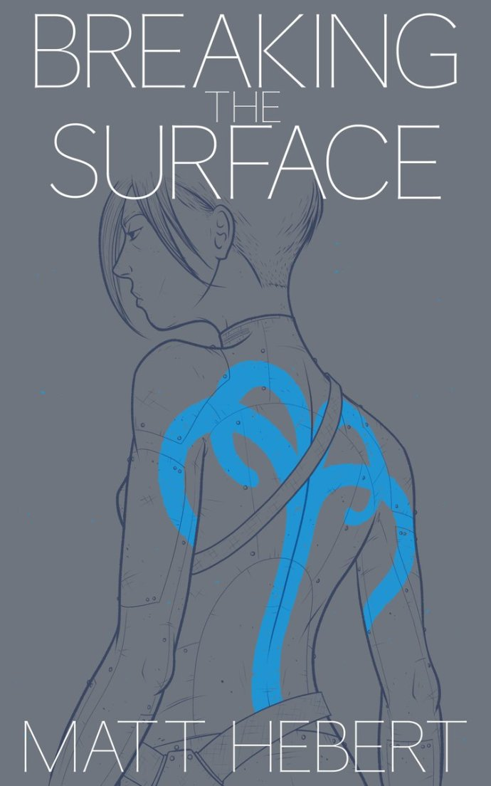 Breaking the Surface Book Cover