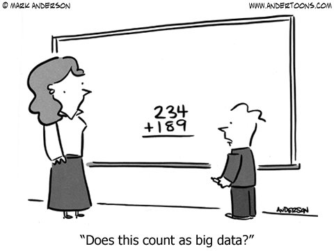 5 Telltale Signs That Someone Doesn't Understand #BigData:  #Analytics by @BernardMarr
