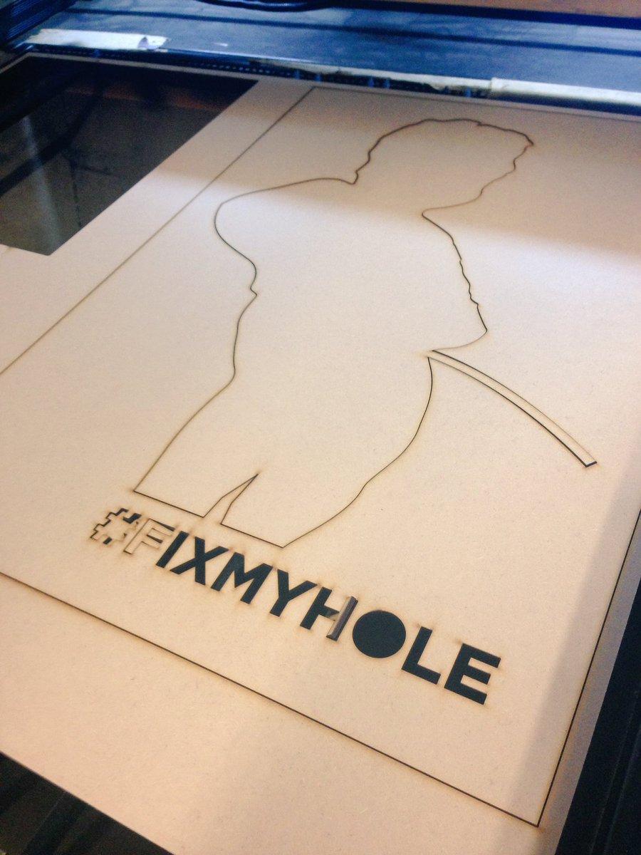 Fix My Hole Cyclehack BXL