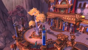 Maximum zoom in World of Warcraf: Warlords of Draenor