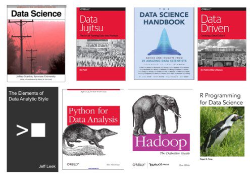 60+ Free Books on #BigData, #DataScience, #DataMining, #MachineLearning, Python, R, and more