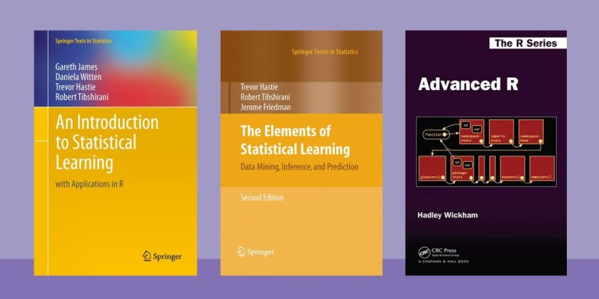 A collection of free, open-source eBooks on #machinelearning, #statistics, and data-mining: