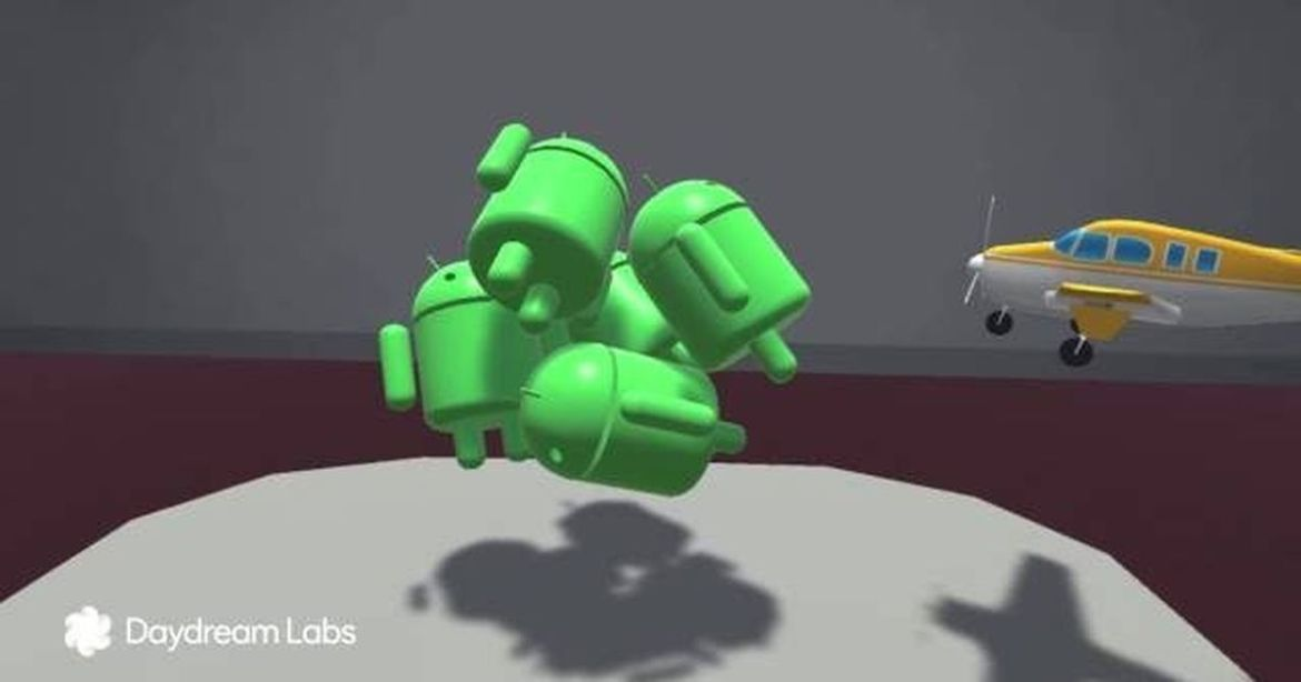 Google Daydream tool lets anyone easily create #VR animations