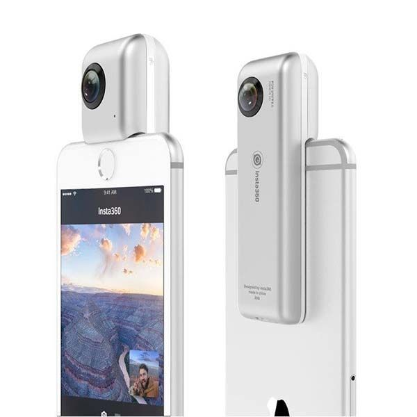 Insta360 Nano #VR Camera Works with Your iPhone |Gadgetsin