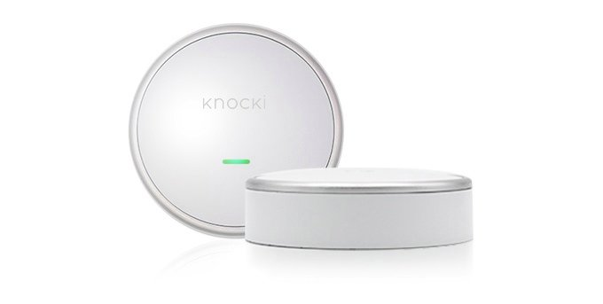 Knocki turns your tables and walls into smart device controllers  #Wearables #IoT