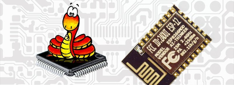 MicroPython Binaries for the ESP8266 to be Released 📰  👉   #ESP8266