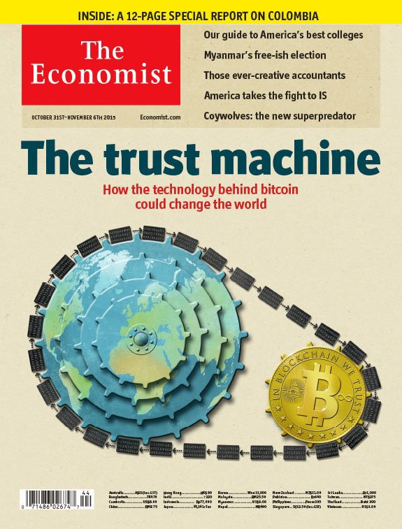The Economist: Youre getting it wrong #Blockchain #Bitcoin