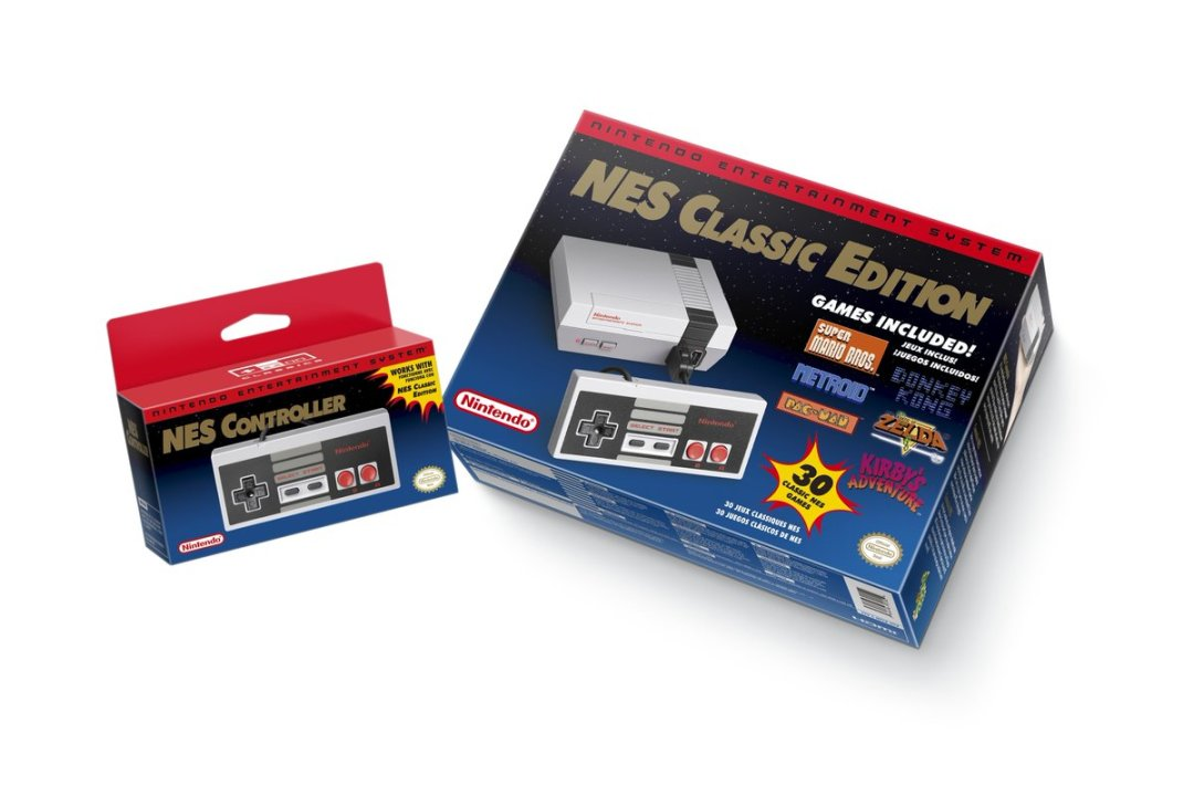 NES Classic Mini Edition Introduction Trailer 1