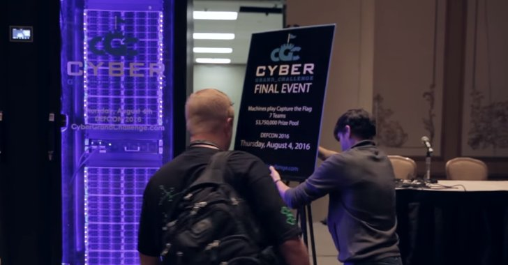 DARPA Challenges Hackers to create AI-based Automated Hacking System, WIN $2 Million  @defcon