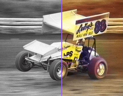Colorize It: Use Deep Learning to Automatically Colorize Black & White Photos 🎨  @matt_kiser